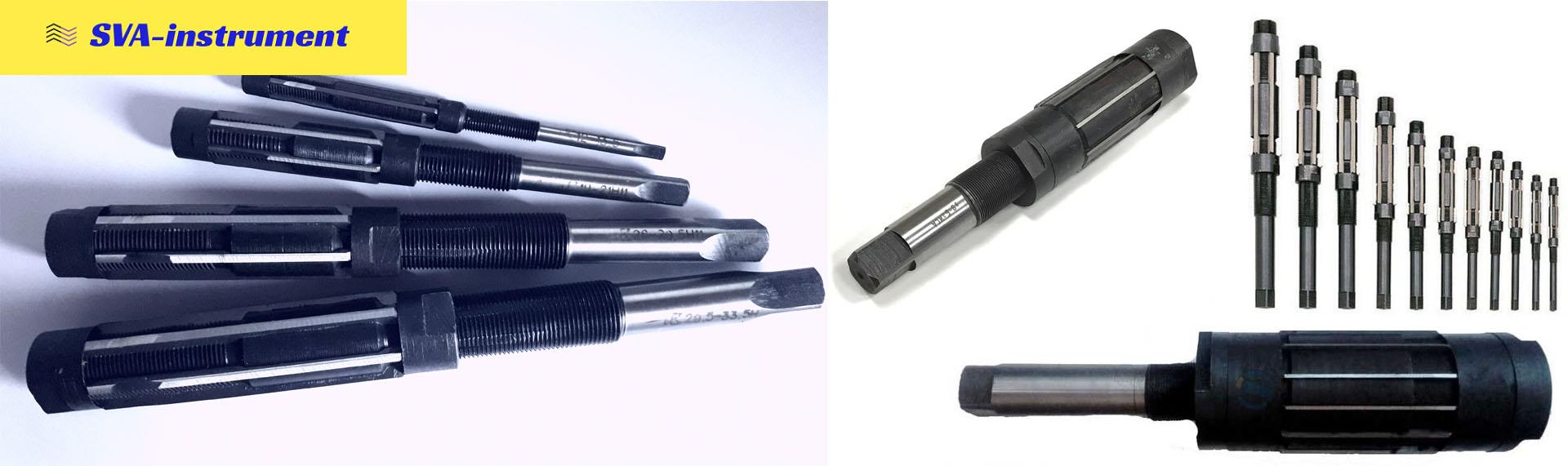 SVA-instrument - выберите инструменты для себя